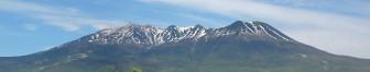 御嶽山 木曽側パノラマ