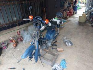 古い機械の修理 社員Blog