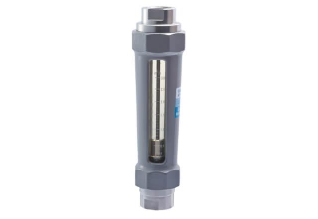 ポリサルフォン樹脂テーパ管(フロート形面積流量計) AP-0200_25A