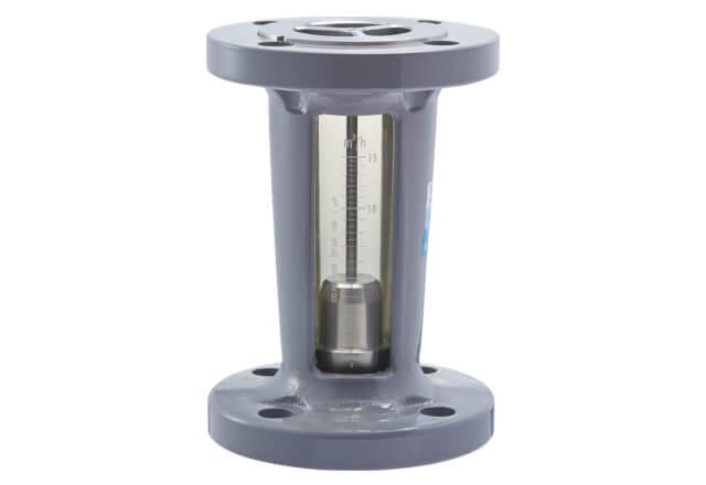 ポリサルフォン樹脂テーパ管(フロート形面積流量計) AP-0200_65A