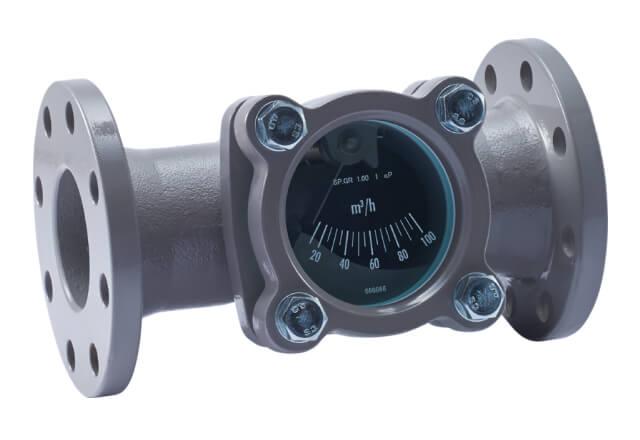 流量監視計(サイトグラス式) FS-0400_80A