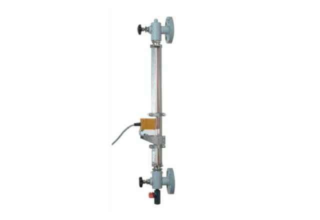 チューブラー形レベルゲージLG-0611センサー付 PVC 製